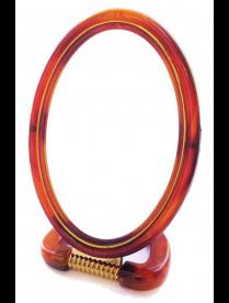 Зеркало Круг настольное D10см