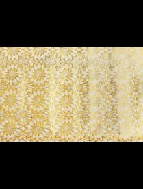 (76464) 2014 Клеенка ЗОЛОТО без основы 1,37*20м /1