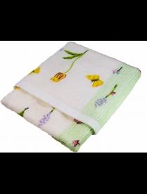 Полотенце махр. Весна 70*130