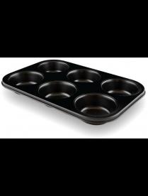(82048) КТ-ФВ-6КА Форма д/выпечки кексов 6 ячеек 31*21,5*4см