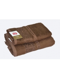 Полотенце махр. Маренго Бамбук 50х90 шоколад