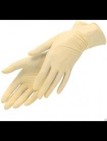 (82626) Перчатки латексные Идеальная пара L