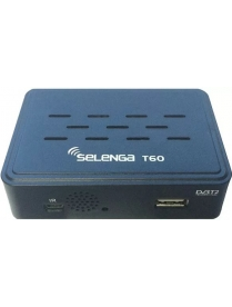 Selenga T60 Цифровой ТВ-тюнер DVB-T2
