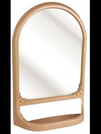 (83024) М4516 Зеркало с полкой (беж.)