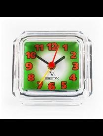 Будильник Б2-019 Зеленая классика
