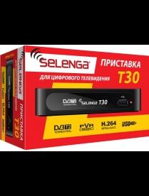 Selenga T30 Цифровой ТВ-тюнер DVB-T2
