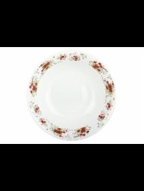 (84492) YQ1611 Тарелка десертная 19см ф.круг Парижское кафе