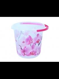 (84710) М2424 Ведро Деко 3л орхидея (12)