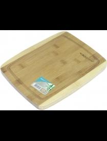 (84906) КТ-ДР-07 Доска раздел. бамбук 250*200*15мм №7
