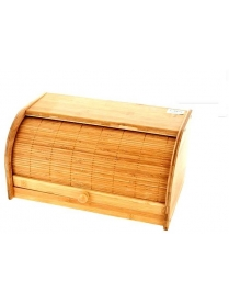 (84918) КТ-ХБ-01 Хлебница бамбук 38*23*19 №1