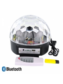 Диско шар MP3 Огонёк MP-382 BLUETOOTH