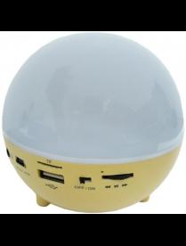 Колонка портативная с BLUETOOTH MP3 Орбита QC-1050BT