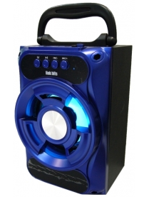 Колонка портативная с BLUETOOTH MP3 Орбита KTS-857B