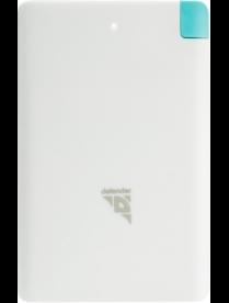 Резервный аккумулятор DEFENDER Vacation 01 2500mAh,1A,micro-USB/lightning 29731