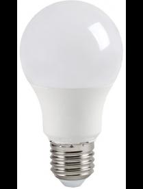 (80961) Лампа светодиодная ECO A60 шар 9Вт 230В 3000К E27 ИЭК LLE-A60-9-230-30-E27
