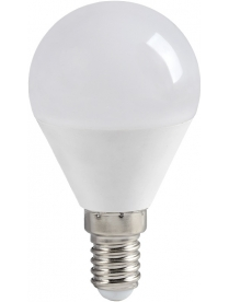 (80962) Лампа светодиодная ECO G45 шар 7Вт 230В 3000К E14 ИЭК LLE-G45-7-230-30-E14