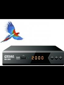Сигнал DVB-T2 HD HD-300