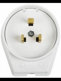 11-8519 Вилка силовая для электроплиты с заземлением IP 20 40А 250В Rexant