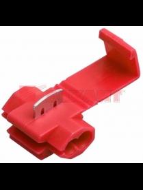 08-0761 ОТВЕТВИТЕЛЬ 0.5-1.0мм² (KW-3, 3MR (LT-215)) красный REXANT