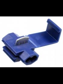 08-0771 ОТВЕТВИТЕЛЬ 1.0-2.5мм² (KW-4, 3MB (LT-216)) синий REXANT