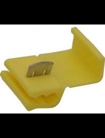 08-0781 ОТВЕТВИТЕЛЬ 4.0-6.0мм² (KW-5, 3MY (LT-217)) желтый REXANT