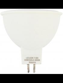 016.3606 LED-JCDR-standard 7.5Вт 160-260В GU5.3 4000К 675Лм ASD светодиодная