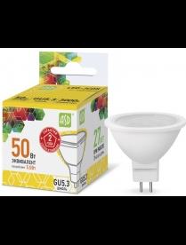 016.3603 LED-JCDR-standard 5.5Вт 160-260В GU5.3 3000К 420Лм ASD светодиодная
