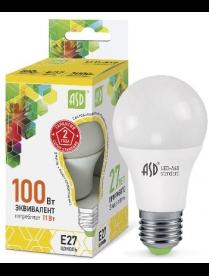 016.4005 А60 11Вт LED-A60-standard 11Вт 160-260В Е27 3000К 900Лм ASD светодиодная
