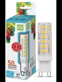 016.3804 LED-JCD-std 5Вт 230В G9 4000К 450Лм ASD светодиодная