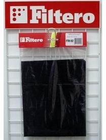 Filtero FTR 02 Угольный фильтр для вытяжек