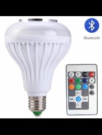 Диско-Лампа LED с BLUETOOTH Орбита LD-122 (E27, пульт)