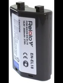 Relato EN-EL18 для Nikon