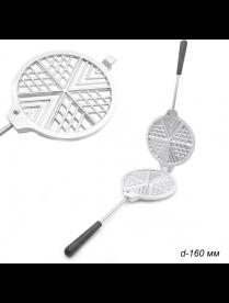 (78950) Ф02 Форма д/выпечки печенья ал.литая