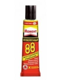 Клей Момент Особопрочный 88 30 мл.