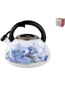 (88813) FT20-09C0038 Чайник 3.2л Синий цветок