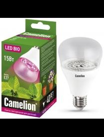 Camelion E27 15W для растений св/д.