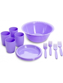 """Набор посуды для пикника """"Витто"""" на 4 персоны С67 (18)"""