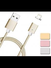 Кабель USB 2А магнитный MG-IPH (для iPhone5/6/7) 1.0м
