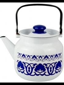 (89859) 2713П2/4РЧ Чайник 3,5 литра Узбекская пахта