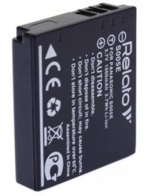 Relato S005E аналог DMW-BCC12, Fujifilm NP-70) для Panasonic