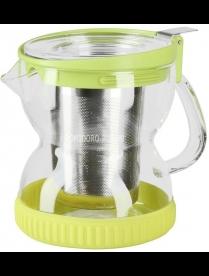 Pomi d'Oro PGL-245002 Coloriva Кружка-заварник для чая 300мл