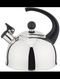 (90855) HY-525 Чайник из нержавеющей стали со свистком, 2,5л ТМ DECO