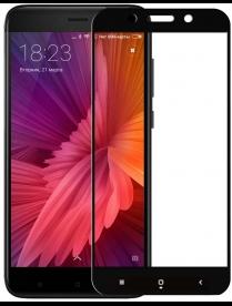 Защитное стекло 3D для Xiaomi RED mi 4X (черный)