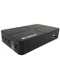 LUMAX DV2118HD Цифровой ТВ-тюнер DVB-T2