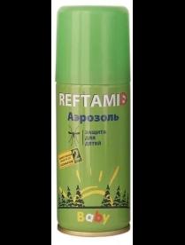 """Рефтамид """"Детский"""" 100мл (от 3-5 лет)"""