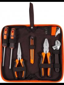 356304 Домашний набор инструментов малый 12 предметов NABIN4