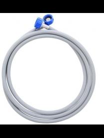 HELFER HLR0022 наливной шланг д/стиральной машины 4м (Г-Г угловой)