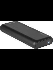 Резервный аккумулятор DEFENDER Lavita 10000B 2 USB, 10000 mAh, 2.1A 83617