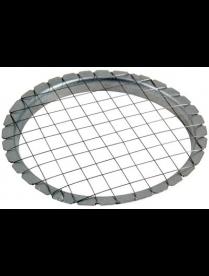 004485 Овощерезка круглая в металлическом корпусе (сеточка)