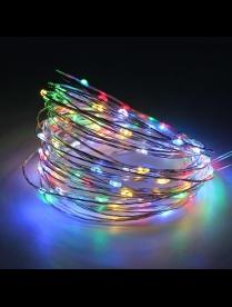 Гирлянда LED Огонек LD-158 (10м,цветная,смена цвета)